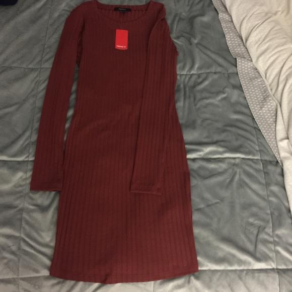 Forever 21 Dresses & Skirts - long sleeve dress